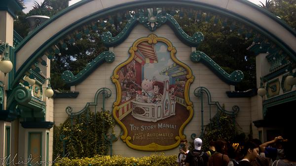 Tokyo Disney Resort, Tokyo Disneyland, Tokyo DisneySea, Tokyo Disney Sea, Toyville Trolley Park, Toyville, Trolley, Park, Toy Story Midway Mania, Midway Mania, Midway, Mania, Toy Story, Toy, Story