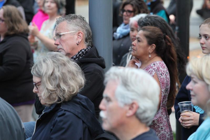 Charlottesville Vigil - Castro Valley 8-13-2017-Mickey Souza-8.JPG