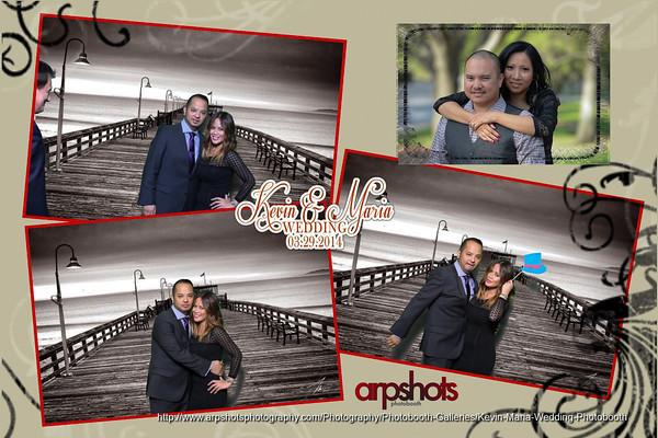 Kevin & Maria Photobooth