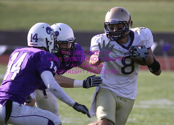 2011 LORAS COLLEGE DUHWAK FOOTBALL VS CENTRAL COLLEGE