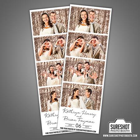 7.6.2019 Kathryn & Brian Wedding
