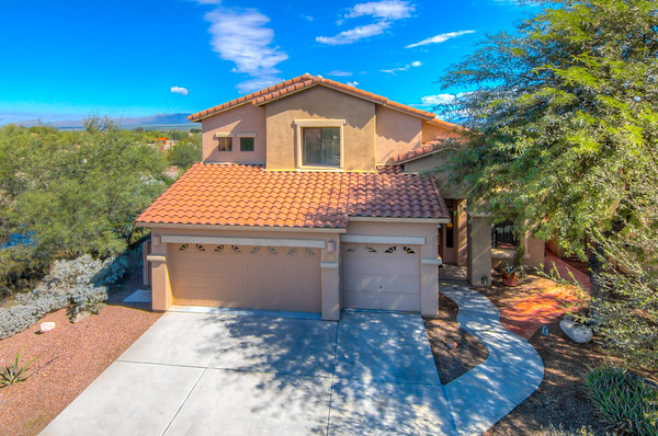For Sale 8432 N. Sand Flower Rd., Tucson, AZ 85743