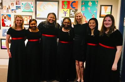 Upper School Spring Choral Concert 2019