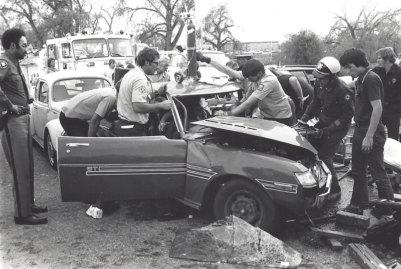 Car accident with Paramedics, Sheriff, State Patrol.jpg
