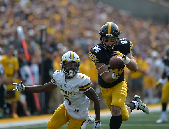 2017 Iowa Football - Wyoming