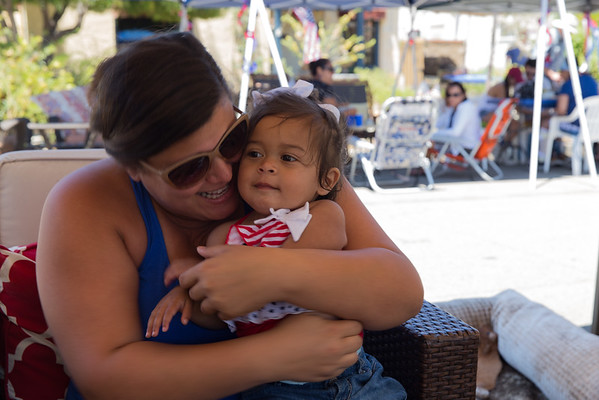 2015 Massachusetts 4th of July Block Party