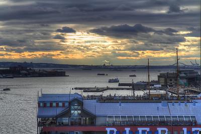 NYC 2012 HDR