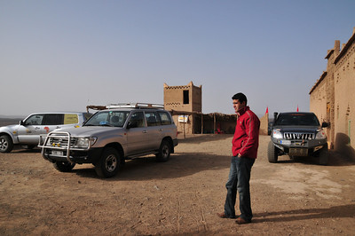 Day5 - Merzouga to Todra