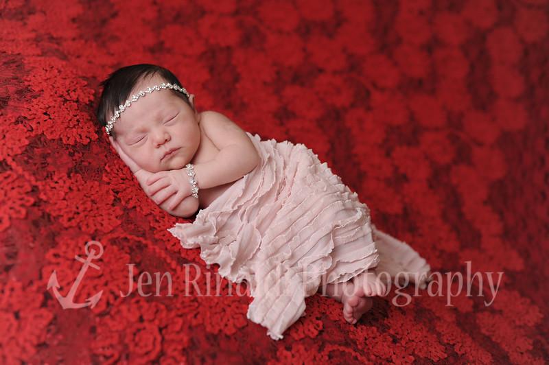 Mila Newborn {7 Days}