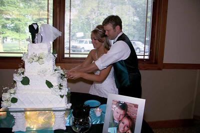 Steffanie & Daren Wedding Reception Events