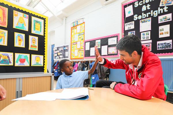 Sebright Primary School - City Year UK