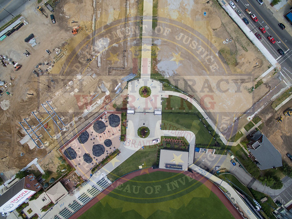 South Bend Cubs Aerial