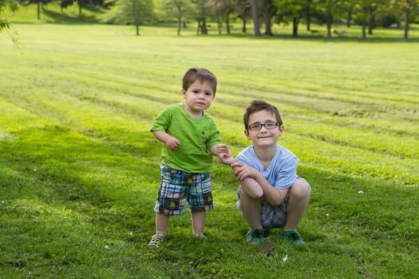 Ethan & Noah