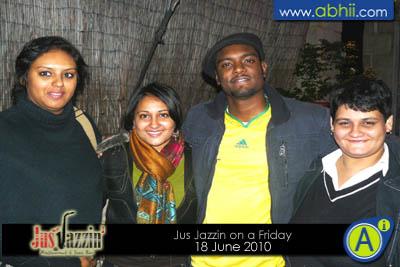 Jus Jazzin - 18th June 2010