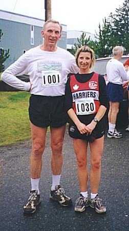 2000 Cedar 12K - Dan Fraser and Sandy Mullen