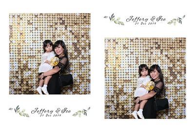 Jeffery & Ice 21 Dec 19 Photobooth Album