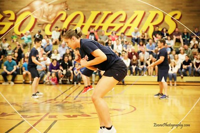 Jump Rope Performance  Show at Kamiakin Middle  School 2018-5-19