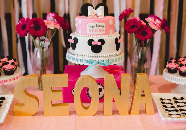 Seona 1st Birthday Bash