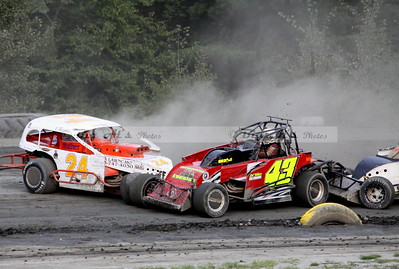 Dead River Fuels/Racing Against Cancer Night-08/29/15