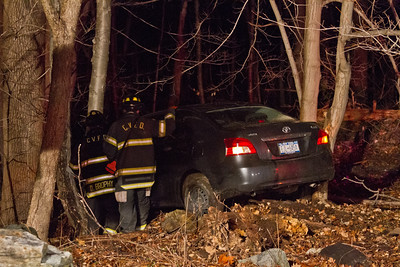 1-2-12 MVA With Injuries, Bear Mountain Bridge Road