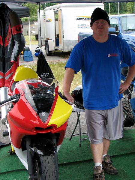 Fast guy - David Urquhart #762  North Shore Racing