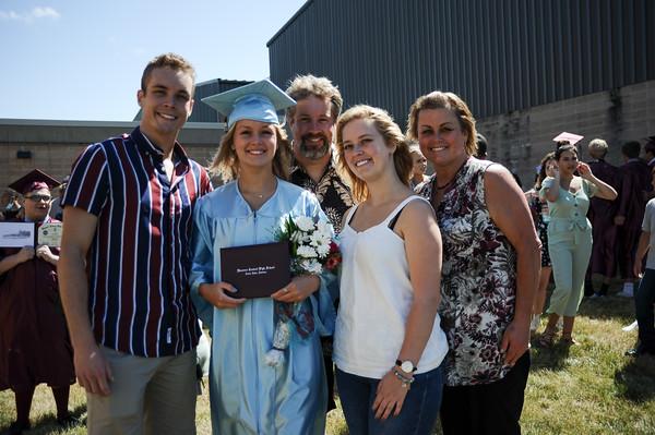Hanover Central High School Graduation 2020