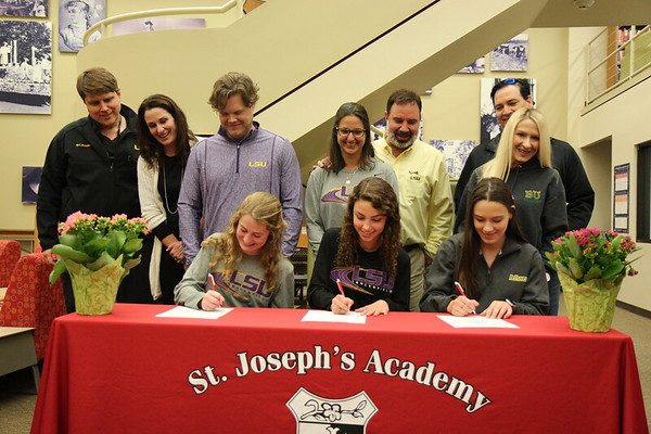 Athletic Commitment Signing