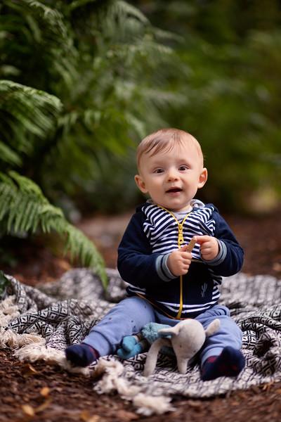 2021 I Manuel, 10 Monate jung