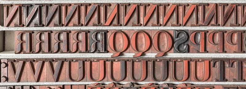 Didone typefaces - Caratteri neoclassici