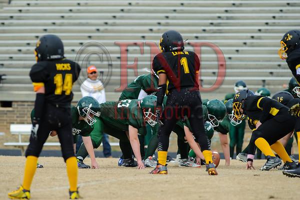 11-19-16 West Davidson vs Arcadia LL Bronze