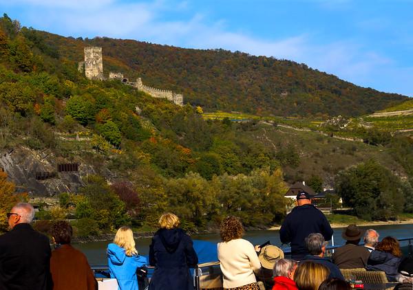 Scenes on Board the AmaWaterways Romantic Danube River Cruise