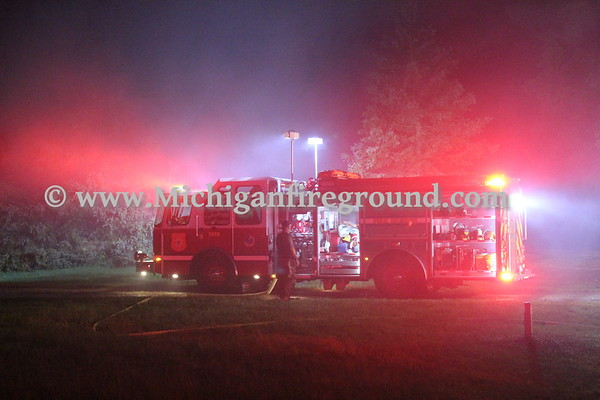8/29/20 - Hamlin Twp mobile home fire, 6742 E Spicerville