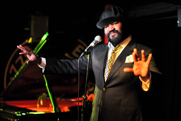 Gregory Porter @ Pizza Express 2012