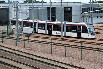 Edinburgh Trams