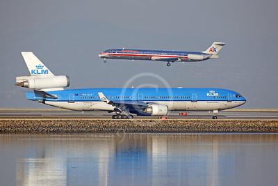 KLM McDonnell Douglas MD-11 Airliner Pictures