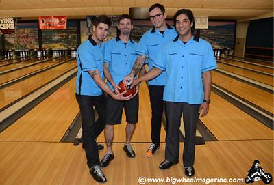 Dirtballs - Squad 1 - Punk Rock Bowling 2012 Team Photo - Sam's Town - Las Vegas, NV - May 26, 2012