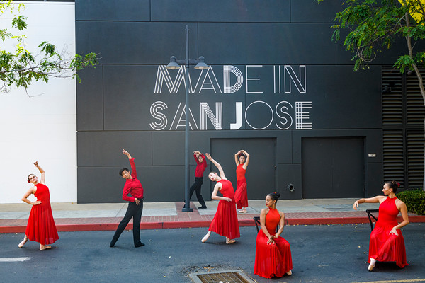 San Jose Dance Theatre Outdoor Photo Shoot 2020-09-28 Finished