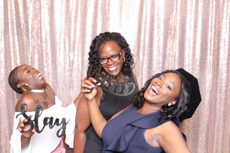 Tiyesha's Law School Graduation Celebration
