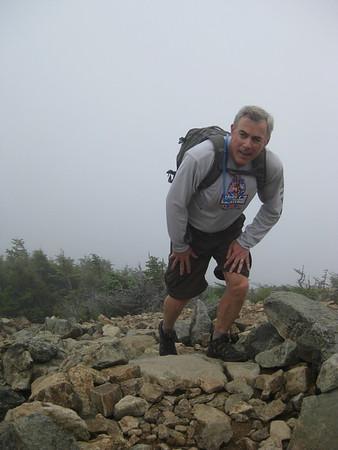 Mt Lafayette Hike 3 July 2009