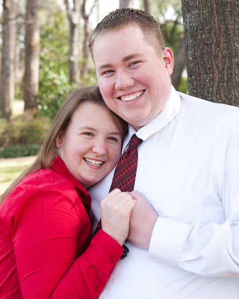 Jacob and Rachael