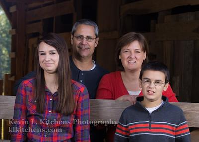 Altieri Family - 2013