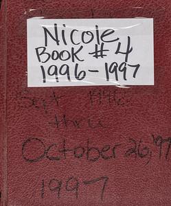 Nicole book #4     1996 - 1997