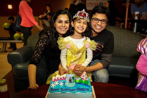 Birthday Party // Shreya's 4th Birthday