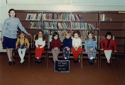 Manhatten Day School Class Photos 72-75