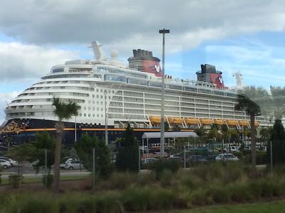 Disney Fantasy October 2014