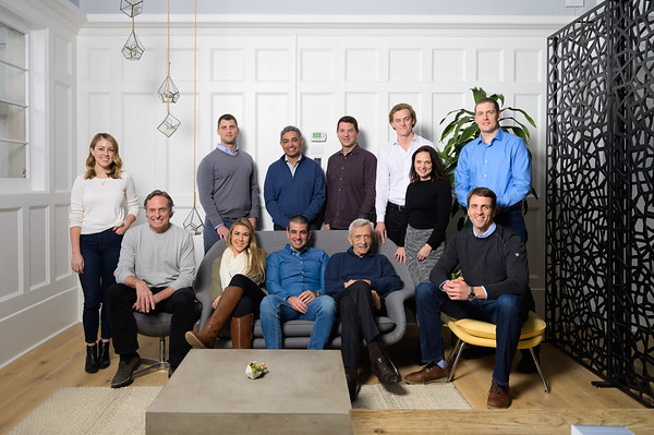 Eclipse VC Group Portraits