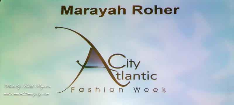 ACFW Season 18 - Marayah Roher