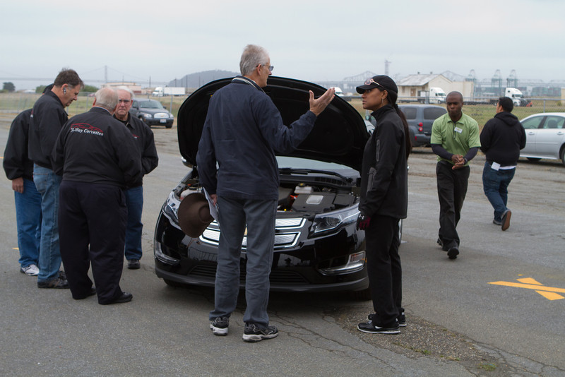 We had lots of questions about the volt