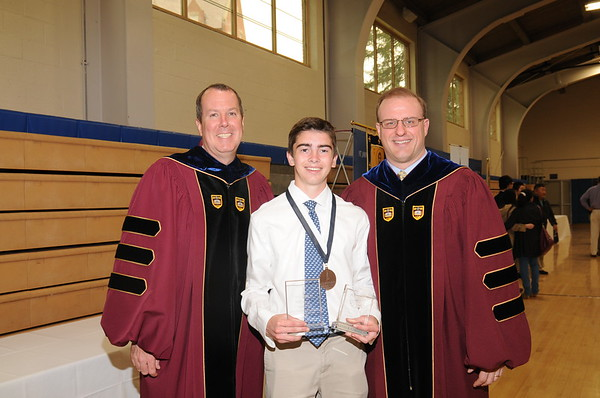 Sophomore Convocation Awards