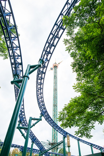 Tivoli Gardens - Thrill Ride